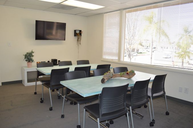 Conference Room rental in orange county 7