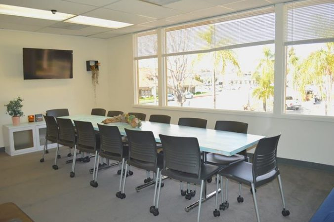 Conference Room rental in orange county 1